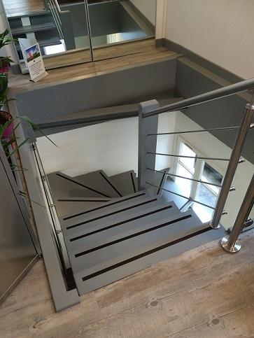 Nouveautés : Nos Derniers Escaliers - Escaliershaquette