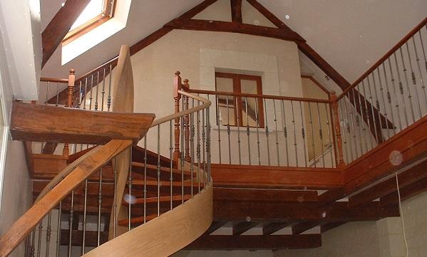 personnalisation accessoires des escaliers escaliershaquette. Black Bedroom Furniture Sets. Home Design Ideas