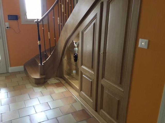 Escalier Mixtes