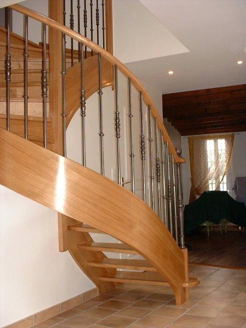 Escalier Mixte
