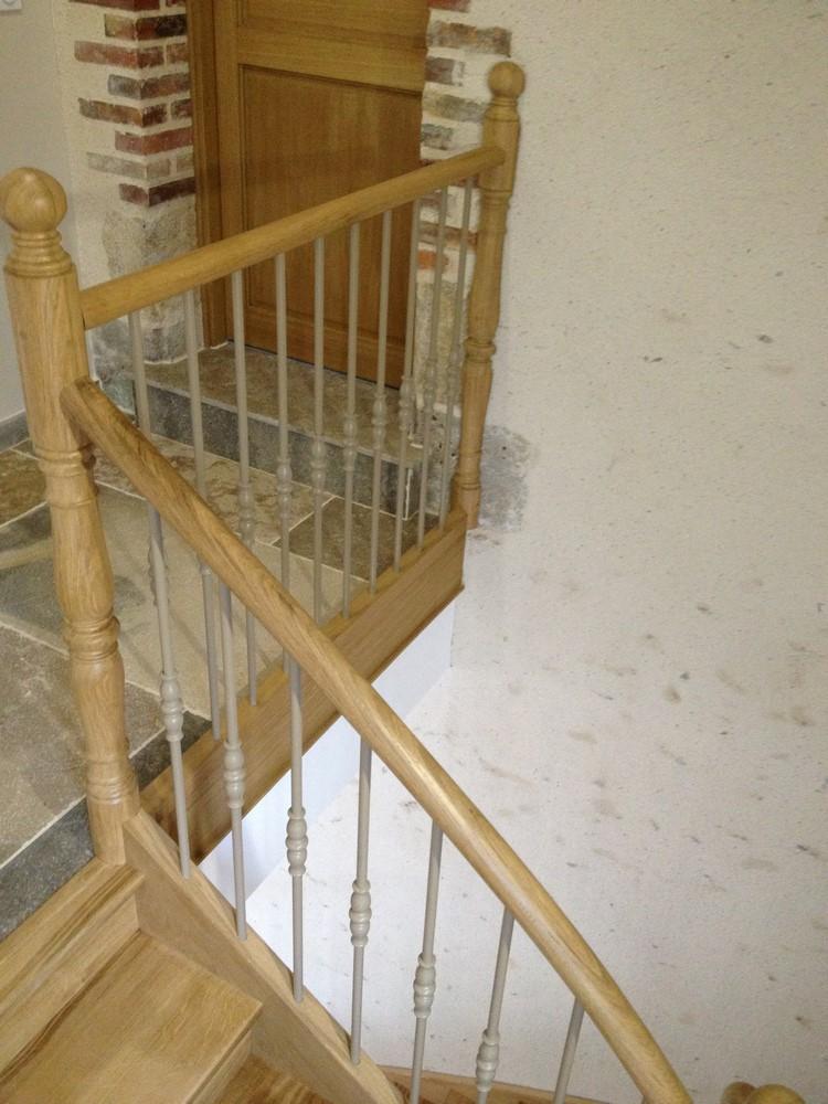 Escalier hélicoidal